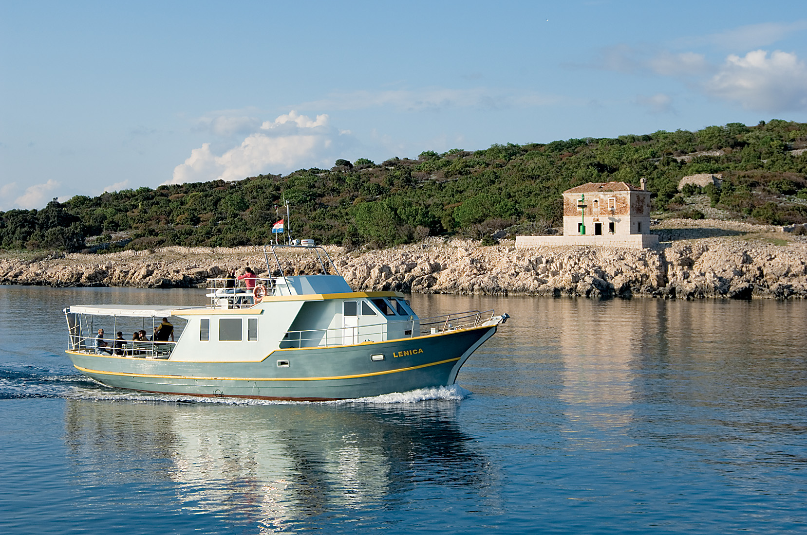 Boat Trip Punat