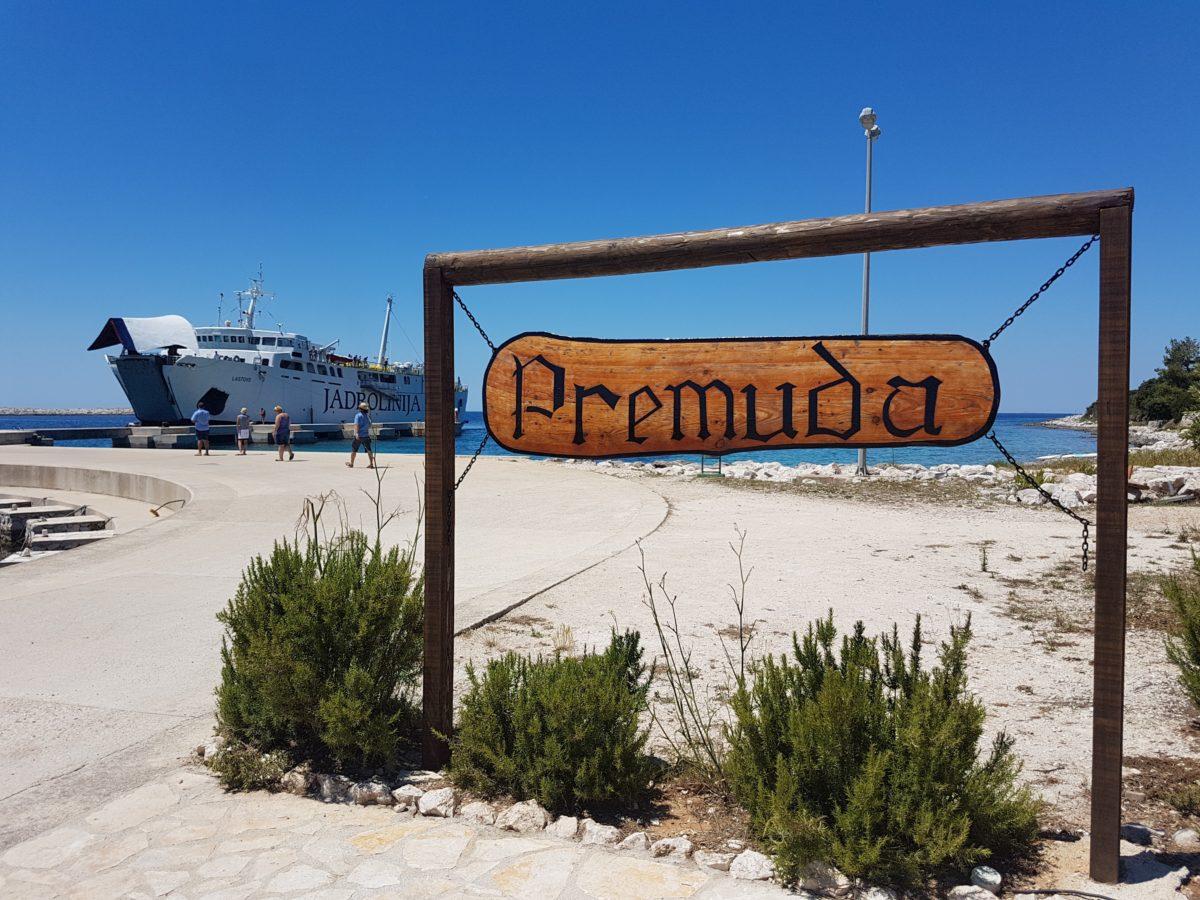 Island North Adriatic Premuda