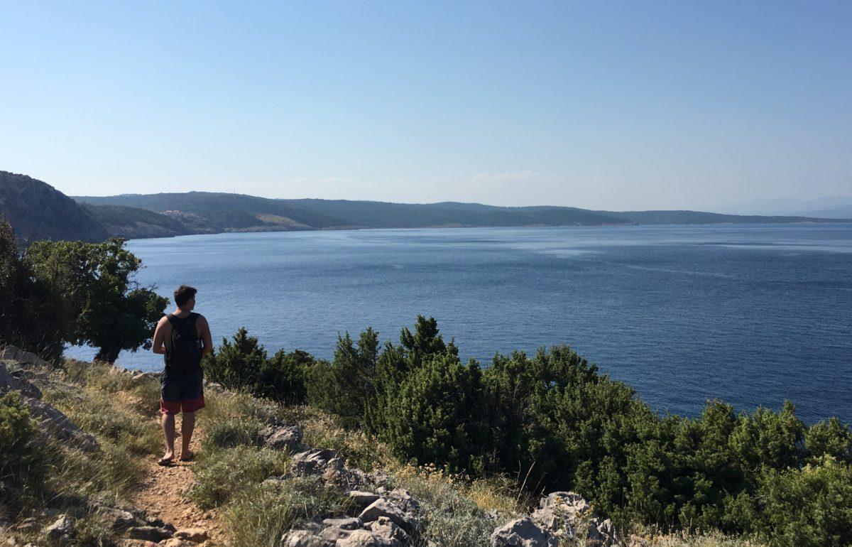 Vrbnik_Beach_Bay_Sea