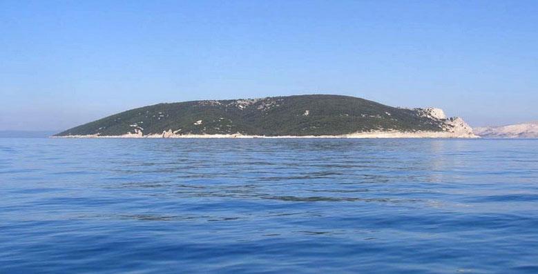 St.Grgur Island