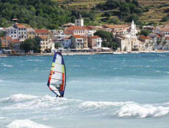 Windsurfing Krk