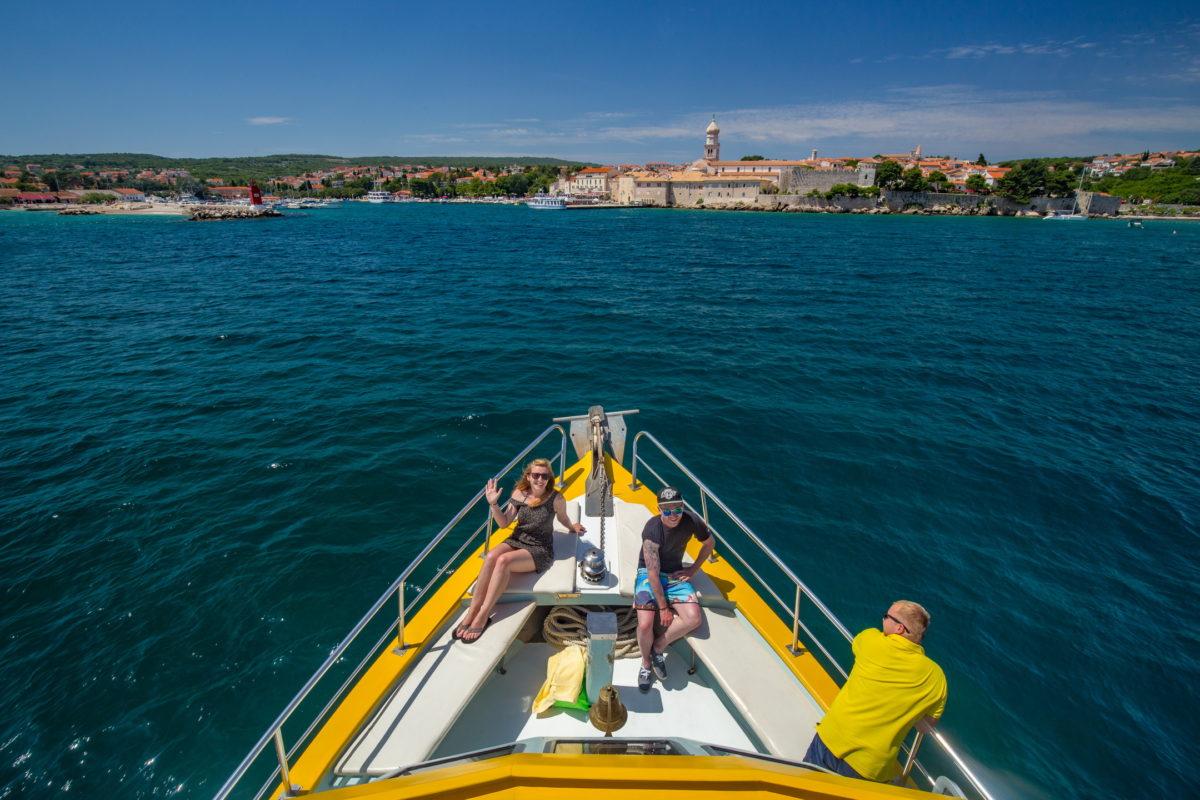 City Krk Boat