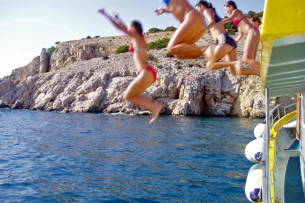 schwimmen-krk-kroazien